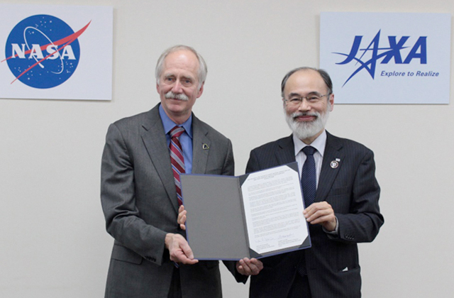NASA-JAXA Joint Statement on Space Exploration