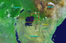 Public Health on Lake Victoria in Africa