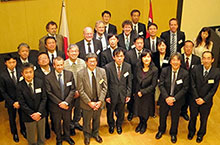 JAXA co-hosted the First JAXA-NSC Polar Workshop in Tokyo