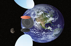 SSPS to be exhibited at JAXA booth at WFES2015 (in Abu Dhabi)