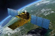 Sky-High Perspective Using JAXA's precision satellite technology to assess natural disasters