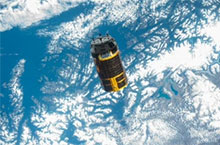 "Successful re-entry of H-II Transfer Vehicle ""KOUNOTORI5"" (HTV5)"