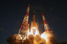 Launch Success of H-IIA Launch Vehicle No. 30 with X-ray Astronomy Satellite (ASTRO-H) Onboard