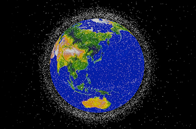 Special:Solving the Problem of Space Debris – Protecting Our Space Environment –