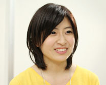 "Nao Minamisawa, Actress, ""Curious About Space!"""