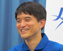 "Takuya Onishi, JAXA Astronaut ""Bringing Space Closer to Young People"""