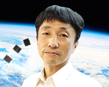 "Masaru Wada, Associate Senior Engineer ""A Bridge Connecting Humans and Space"""