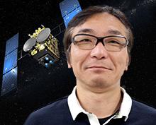 "Hitoshi Kuninaka, Project Manager, Asteroid Explorer Hayabusa2 ""A Path Toward Space Exploration"""