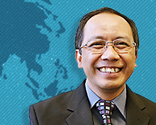"""Thomas Djamaluddin, Chairman of the LAPAN """"Using Space Science to Solve Problems Across the Asia-Pacific Region"""""""