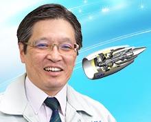 "Toshio Nishizawa Project Manager, aFJR Project Team ""Building the Next-Generation Jet Engine"""