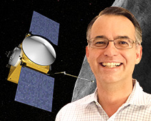 "Dante S. Lauretta, Ph.D. Principal Investigator, NASA Asteroid Explorer OSIRIS-REx ""Two Missions, One Goal Probing the Birth of the Solar System"""