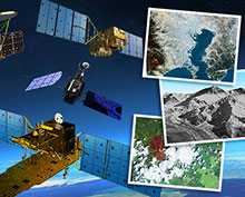 JAXA's Satellites: Studying Life on Earth from the Sky