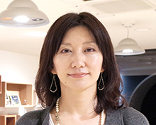 "Eriko Masaki General Manager, Space Museum TeNQ ""Sharing the Beauty of the Universe"""