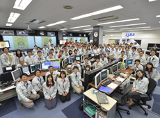 KOUNOTORI Mission Control Team