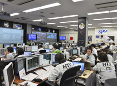 KOUNOTORI Mission Control Center