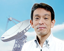 Toward a New Era of Deep Space Exploration Kenji Numata Project Manager, Ground Station for Deep Space Exploration and Telecommunication Project