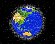 Solving the Problem of Space Debris – Protecting Our Space Environment –