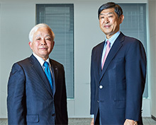 New Year's Special Talk JAXA and JICA Join Hands in Global Challenges To Achieve the Sustainable Development Goals (SDGs)