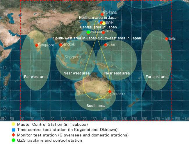 Jaxa Let S Ask Michibiki San Quasi Zenith Satellite