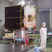 Hayabusa2 revealed before the first integration test
