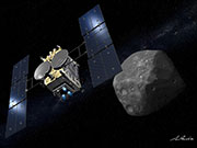 "Naming Proposal Campaign: Become a godparent of asteroid ""1999 JU3"", destination of Hayabusa2!"