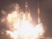 KOUNOTORI5 successfully launched by H-IIB F5!