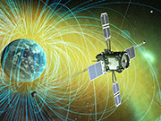 """Let Geospace satellite """"ERG"""" carry your support message!"""