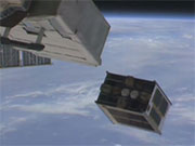 """Congratulations! The 1st Philippines microsat """"DIWATA-1"""" deployed from Kibo/ISS"""