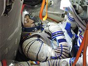 New Launch Schedule for Astronaut Onishi