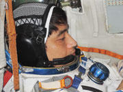 Astronaut Onishi leaving for space on July 7!