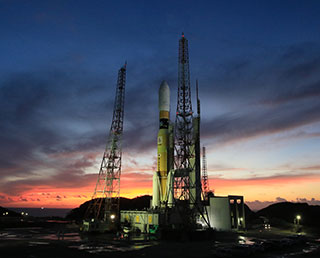 KOUNOTORI6/H-IIB F6 launch time decided! Live broadcast from 9:35 p.m. on December 9 (Fri.)