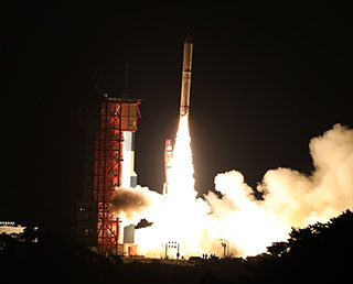 Success of Epsilon-2 Launch with ERG Aboard