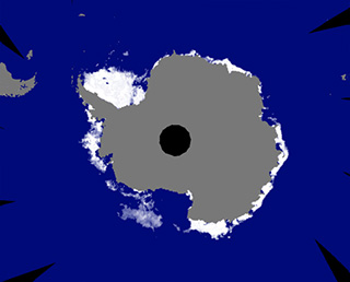 GCOM-W: Sea Ice Hits Record Low
