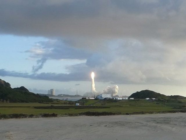 Success of H-IIA F36 Launch with MICHIBIKI-4 Aboard