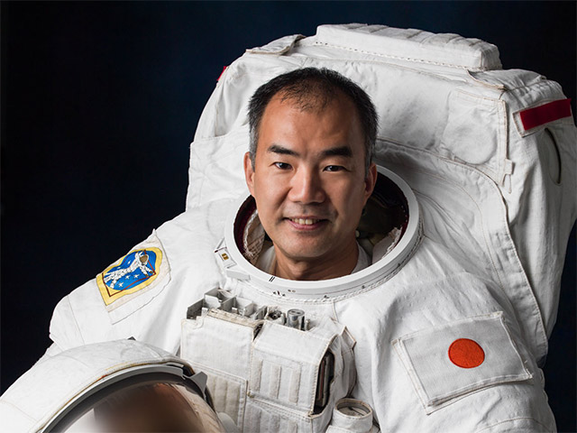 Astronaut Soichi Noguchi Selected as Member of ISS Expedition Crew!