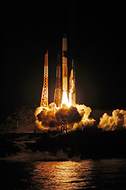 Successful launch of H-IIA F 23 with GPM core ovservatory aboard!