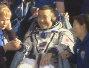 """Welcome home Astronaut Wakata!"" Safe return to Earth"