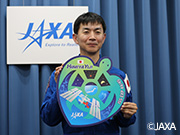 Astronaut Yui to stay at ISS for long term from May 2015