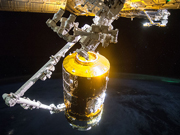 Live Internet broadcast of KOUNOTORI5's departure from ISS on Sept. 28 (Mon.)