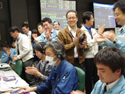 Hayabusa2 Earth Swing-by! Your support messages welcomed.