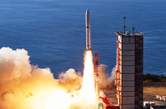 Successfully of Epsilon-4 Launch With The Innovative Satellite Technology Demonstoration-1 Aboard