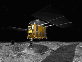 JAXA   Asteroid Explorer