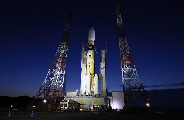 KOUNOTORI7/H-IIB F7 launch time decided! Live broadcast from 5:35 a.m. on September 15 (Sat.)