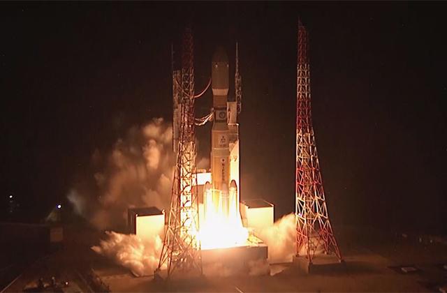 KOUNOTORI7/H-IIB F7 Successfully Launched