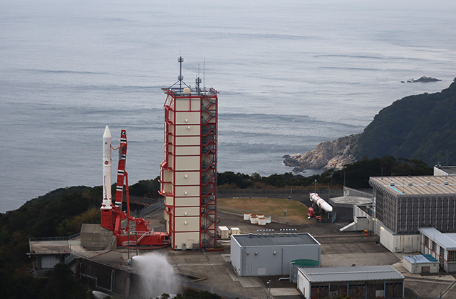 The Innovative Satellite Technology Demonstoration-1 launch postponed to Jan. 17 (Fri., JST)