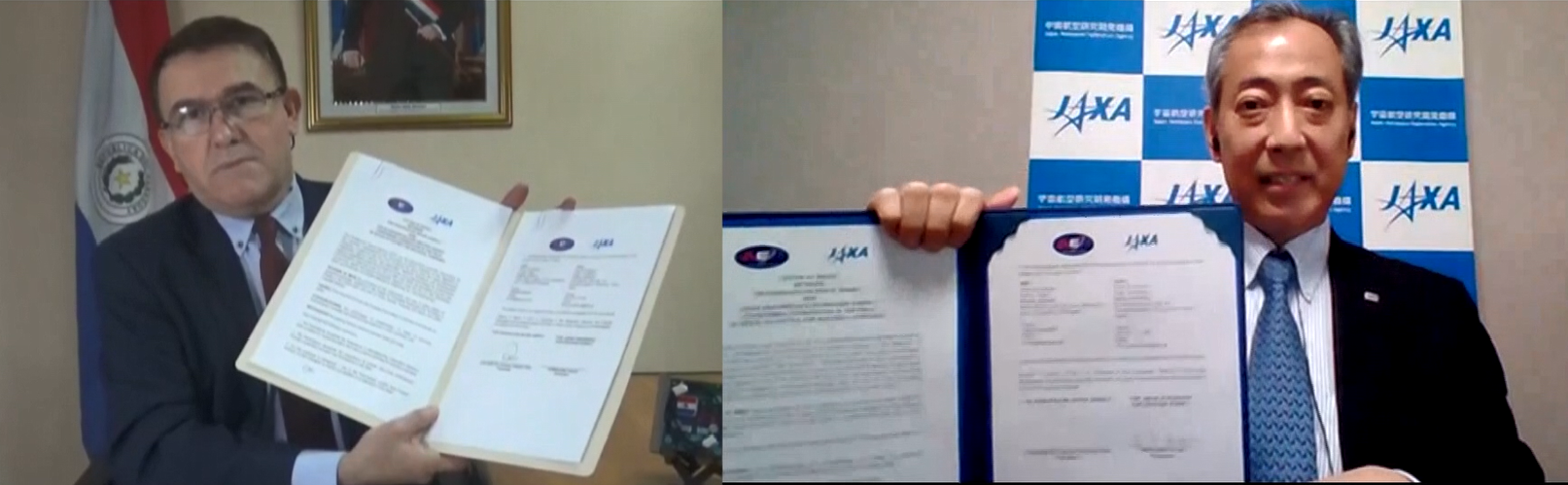 JAXA and AEP Sign Letter of Intent