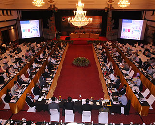 APRSAF-22 successfully held in Bali, Indonesia