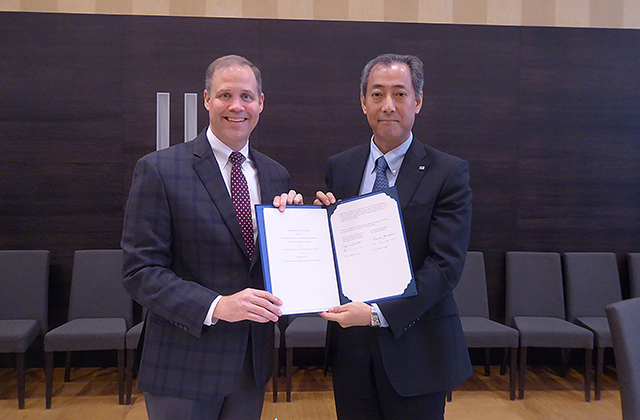 Memorandum of Understanding with National Aeronautics and Space Administration (NASA) for cooperation on the X-Ray Imaging and Spectroscopy Mission: XRISM