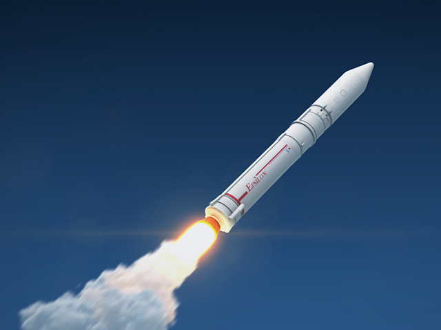Send EPSILON-3 up to Space with Cheer