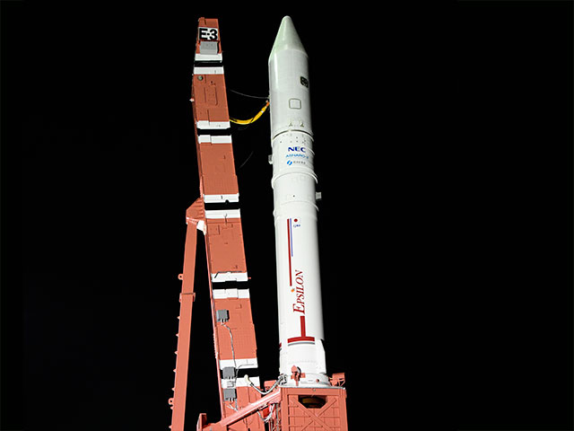 New launch date and time of Epsilon-3/ASNARO-2 decided